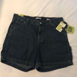 Size 12 Lee Denim Shorts